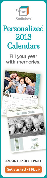 Create personalized calendars with Smilebox.