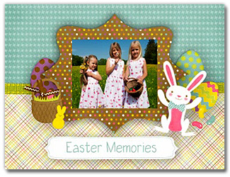 Free Easter slideshow design from Smilebox.