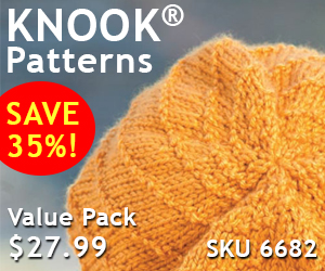 Get Knook Patterns a 35% Savings