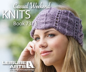 Casual Weekend Knits - 25 Go Anywhere Knit Projects