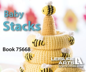 Baby Stacks - 6 Easy Toys to Crochet