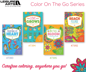 Color On The Go Series | Leisure Arts