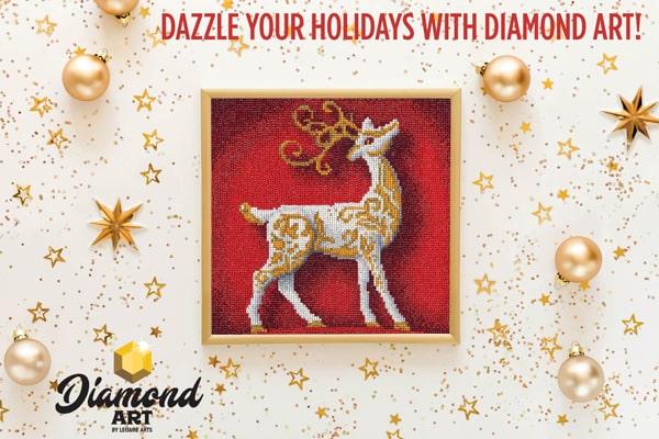 Holiday Diamond Art