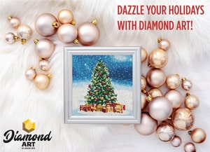 Holiday Diamond Art