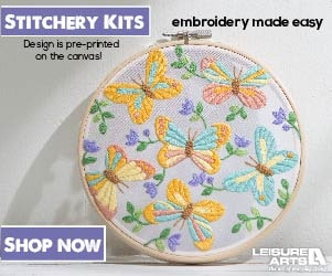 Mini Maker Stitchery Kits