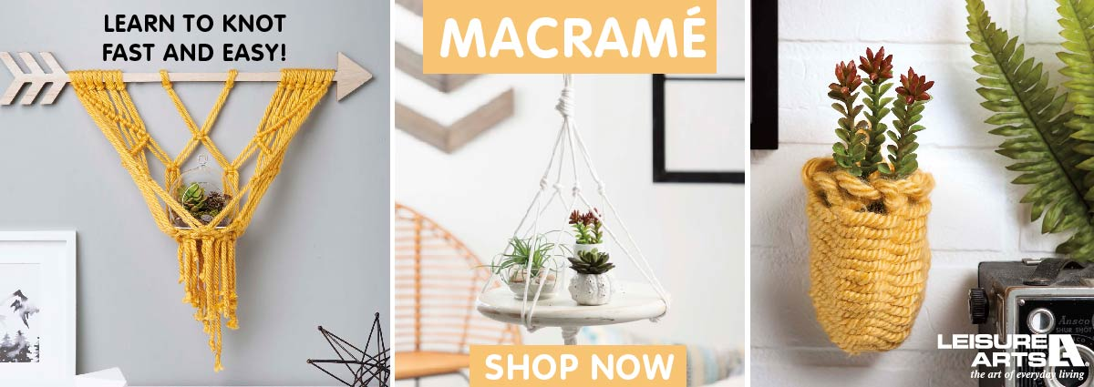 Mini Maker Macrame Kits