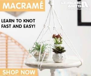 Mini Maker Macrame Kits