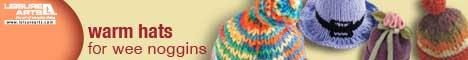 Warm Hats for Wee Noggins Banner Ad