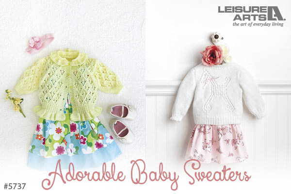 Adorable Baby Sweaters