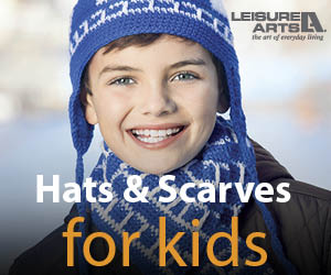 Crochet Hats and Scarves Book