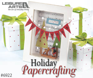Holiday Papercrafting