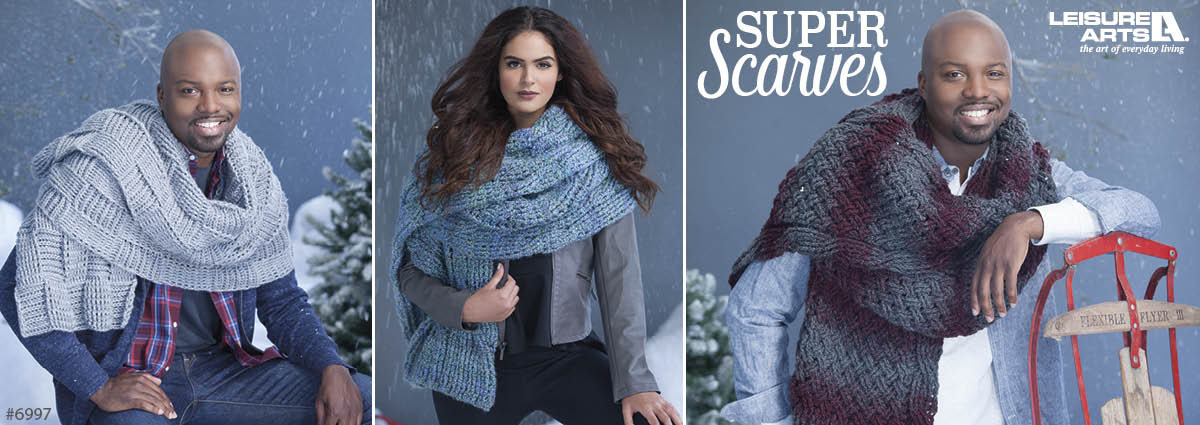 Crochet Scarf Crochet Patterns