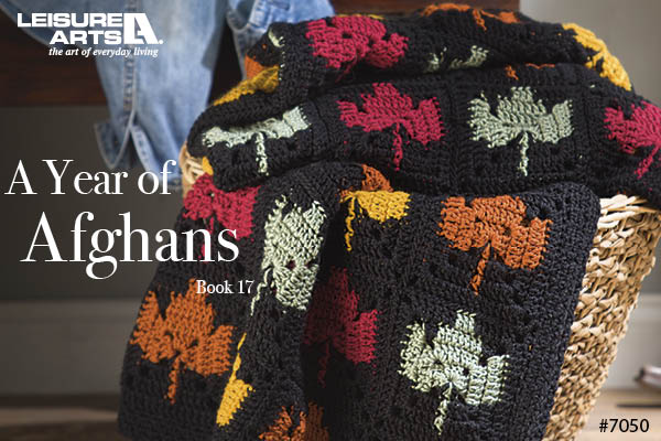 Crochet A Year of Afghans, Book 17