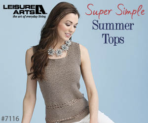 Crochet Summer Tops
