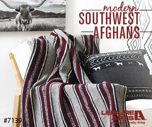 Modern Southwest Afghans - 6 Bold Desert-Themed Throws