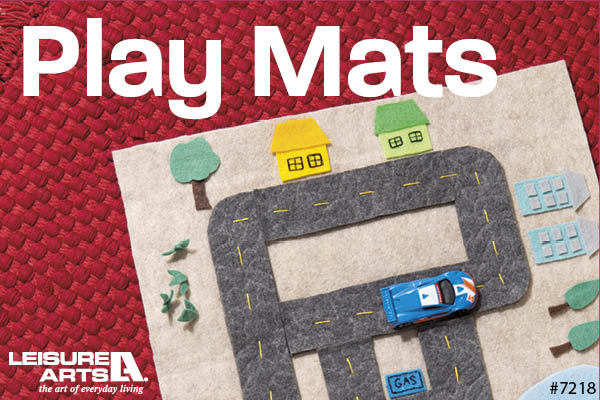 Play Mats - 7 Easy Sets For Boys & Girls By Kimberly Layton