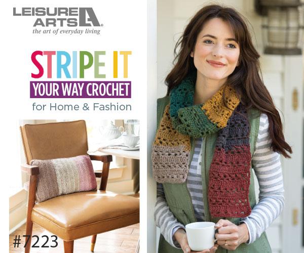 crochet for home & fashion