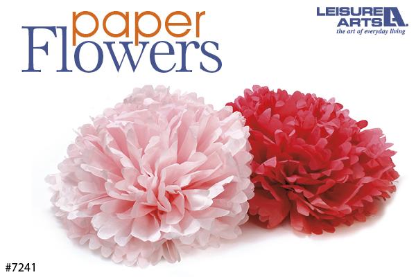 paper crafting florals
