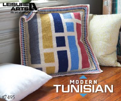 Modern Tunisian Crochet by Mary Beth Temple
