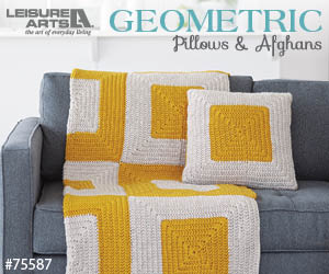 Geometric Pillows & Afganos
