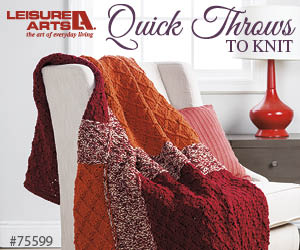 Buy Quick Throws to Knit