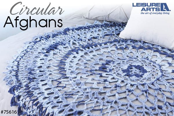 Crochet Circular Afghans