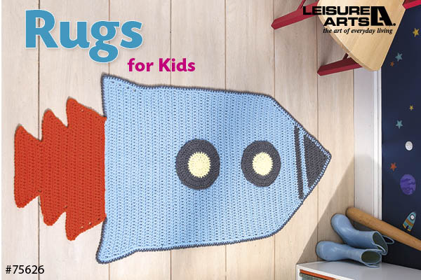 crochet kids rugs
