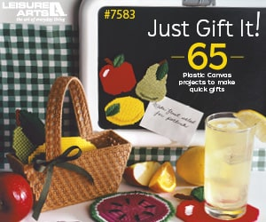 Just Gift It! - 65 Plastic Canvas Projects to Make Quick Gifts