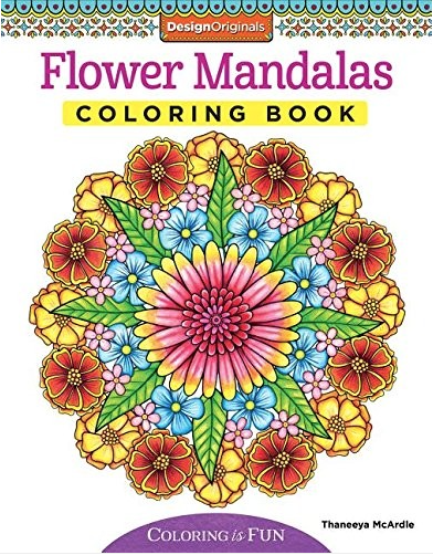Flower Mandalas