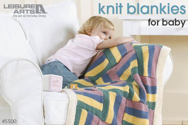 Knit Blankies