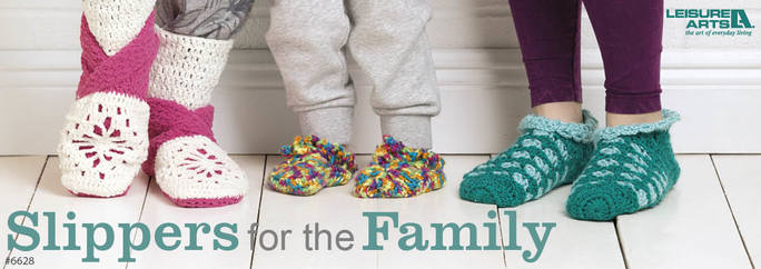 54a24f458f0ea Free Pattern: Simple Chunky Cable Crochet Slippers