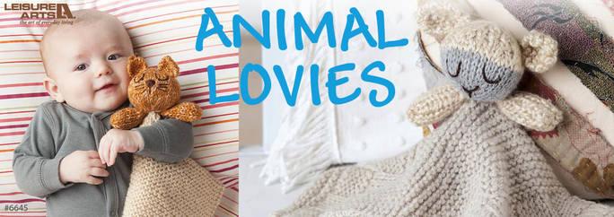 DIY Animal Lovies
