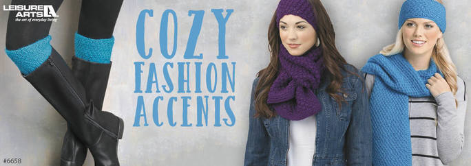 DIY Fashion Accents from: Leisure Arts, Inc.-