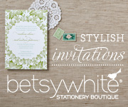 Invitations by Betsywhite Stationery