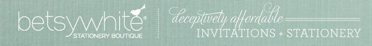 Invitations by Betsywhite Stationery