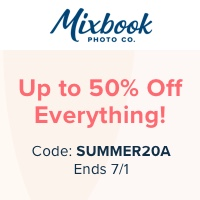 save at Mixbook