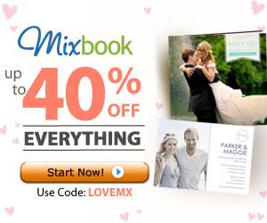 Mixbook coupon code
