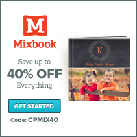 Mixbook coupon code: Buy one photo book get one free