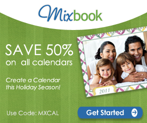 Save 50% on all Calendars!
