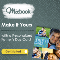 Father's Day cards for $.99 (Code CARD99)