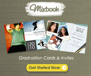 Create Stylish Graduation Cards & Invitations