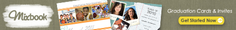 Create Stylish Graduation Cards & Invitations