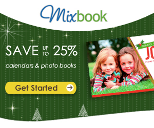 Save up to 25% off at Mixbook