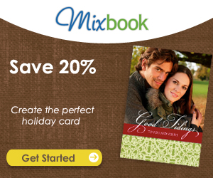Save 20% on holiday cards