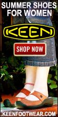 Womens KEEN Footwear