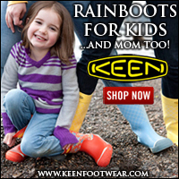 KEEN Rainboots for Kids