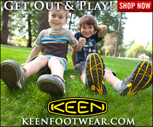 Kids KEEN Shoes