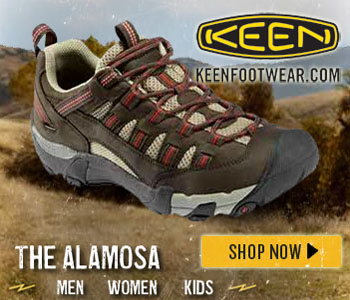 KEEN Footwear - Alamosa Hiking Shoe