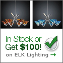 Elk Lighting Guaranteed In Stock Or Get $100