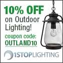Save 10% On All Outdoor and Landscape Lighting with Coupon OUTLAND10